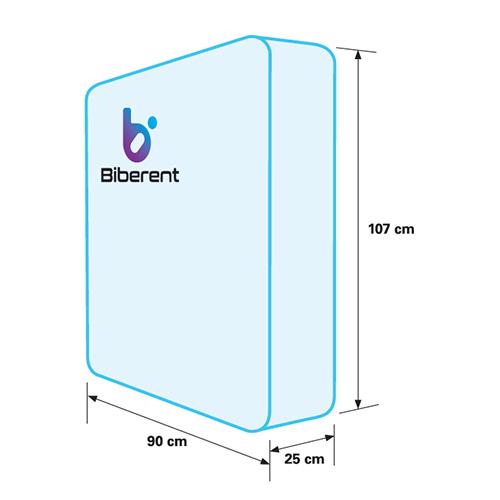 Bibcooler Getränkeautomat zur Wandmontage | biberent.com