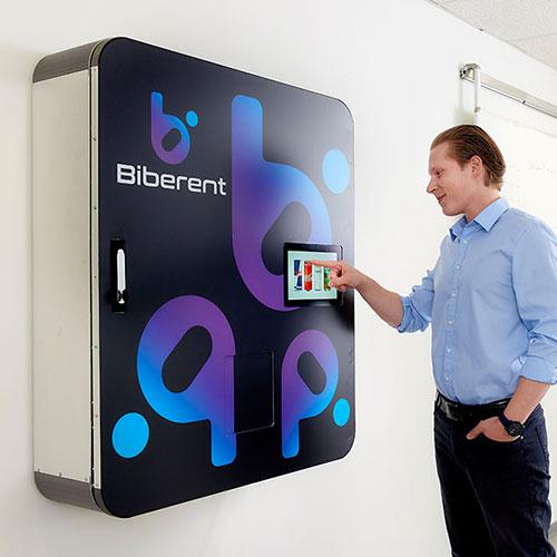 Getränkeautomat mit Vollservice mieten für kleine, mittlere Betriebe und Vereine.